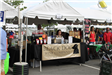 Black Dog Wine Company Display Booth