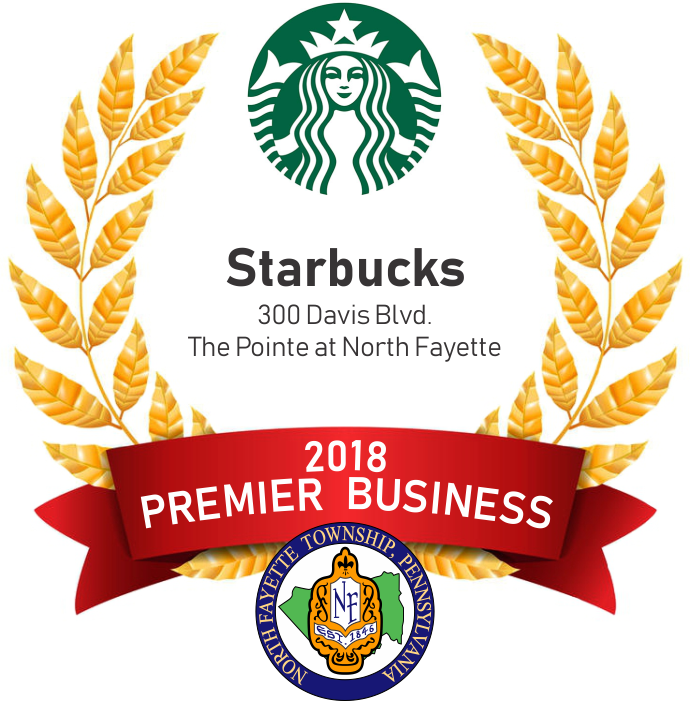 Starbucks Premier Business Logo