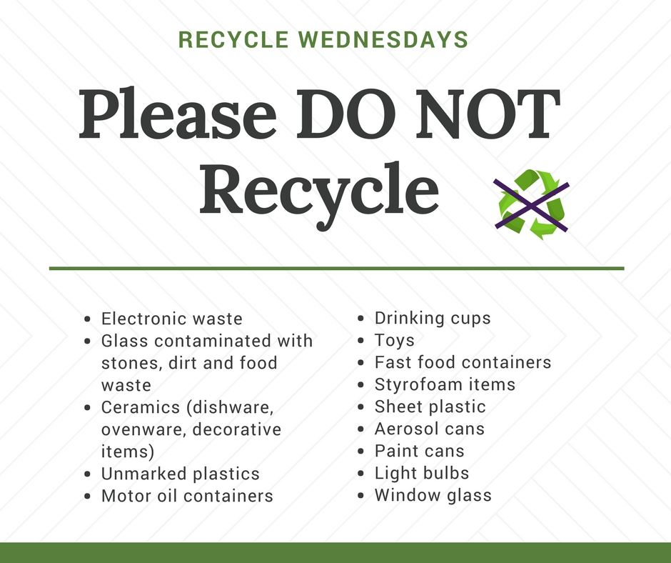 Week 4 - Do Not Recycle
