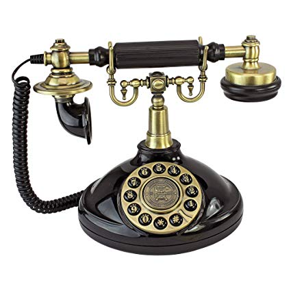 Photograph of a Vintage Phone