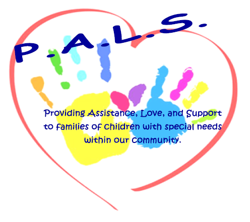 P.A.L.S. (Providing Assistance, Love, and Support) Community Organization Logo