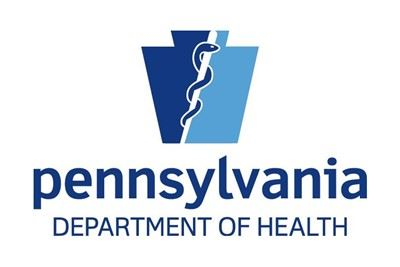Pennsylvania Department of Health Logo