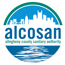 Alcosan (Allegheny County Sanitary Authority) Logo