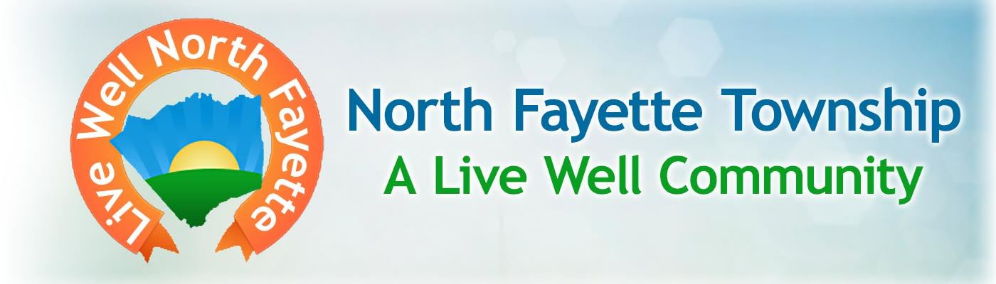Live Well North Fayette Township Logo