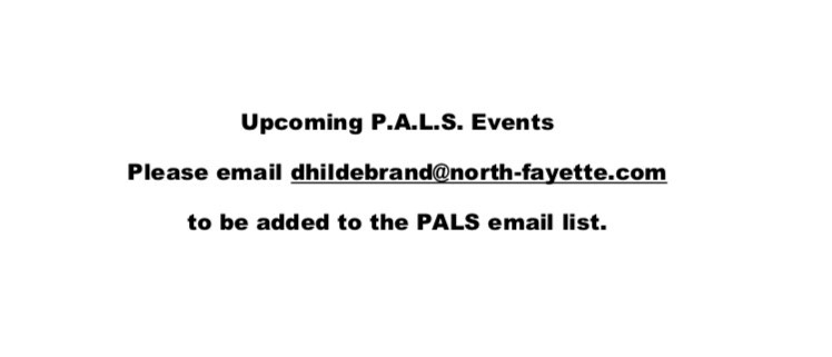 PALS-Events-Spring-2017