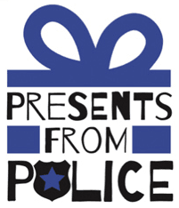 Presents from Police Logo