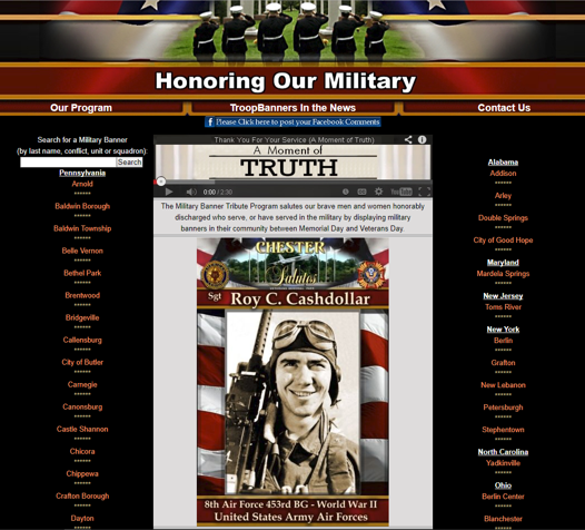 troopbanners.com screen grab
