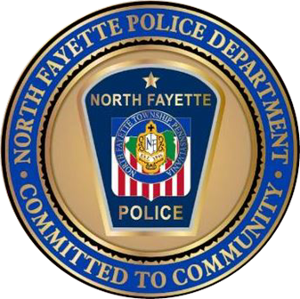 Graphic of North Fayette Twp Police Coin