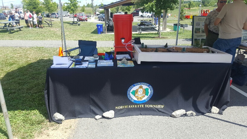 Storm Water Booth